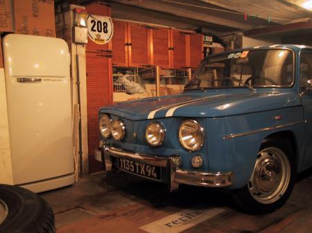 40 ans de la R8 Gordini à Lohéac
