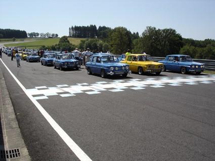 Journées Gordini Mas du Clos 2006