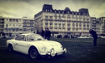 Alpine, gordini, 60 ans, Dieppe, rédélé, A310, A110, GTA, Le mans, A106, A108, Renault, RS