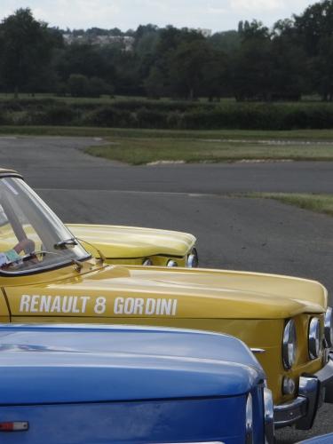 gordini, trophée, renault, 8, 8G, alpine, La chatre, circuit, 12G, renault,