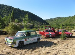 Propiac 2010 - Rallye 2 - Parc concurrents.jpg