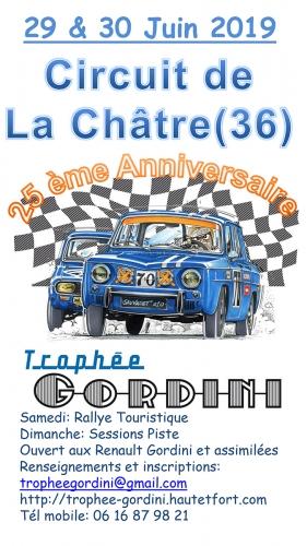 trophee,gordini,renault,R8,alpine,La chatre,circuit,